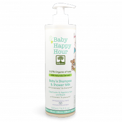Bioselect Baby Happy Hour Baby's Shampoo & Shower Milk 500ml
