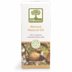 Bioselect Almond Natural Oil 100ml