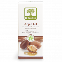 Bioselect Argan Oil Certified Organic 100ml