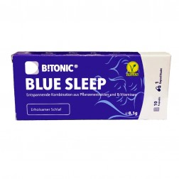 B!TONIC Blue Sleep 10Stk.