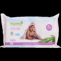 Masmi Organic Care - Bio Feuchttücher Baby 60Stk.