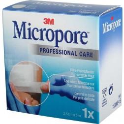 3M Micropore Refill 25 mm x 5 m 1Stk.
