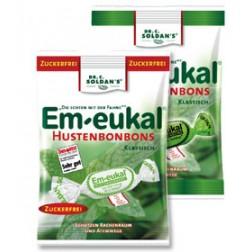 Em-Eukal Hustenbonbon klassisch 150g mit Zucker