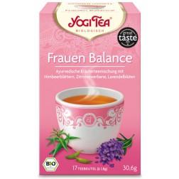 Yogi Tee Frauen Balance