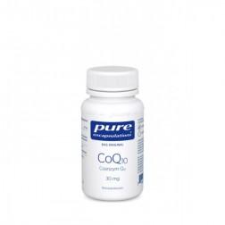 Pure Encapsulation CoEnzym Q10 L-Carnitinfumarat 60 Kapseln